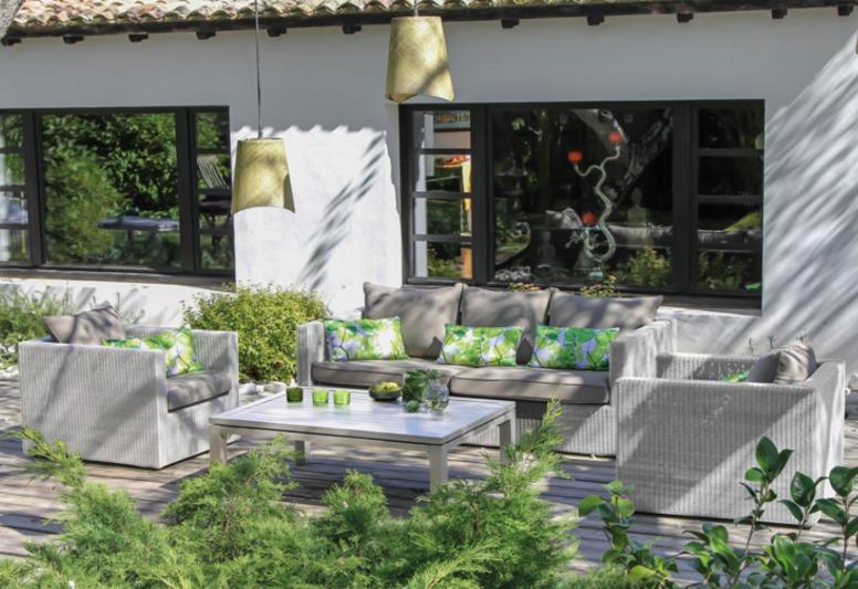 Oc o sp cialiste du mobilier de jardin haut de gamme - Mobilier de jardin haut de gamme ...