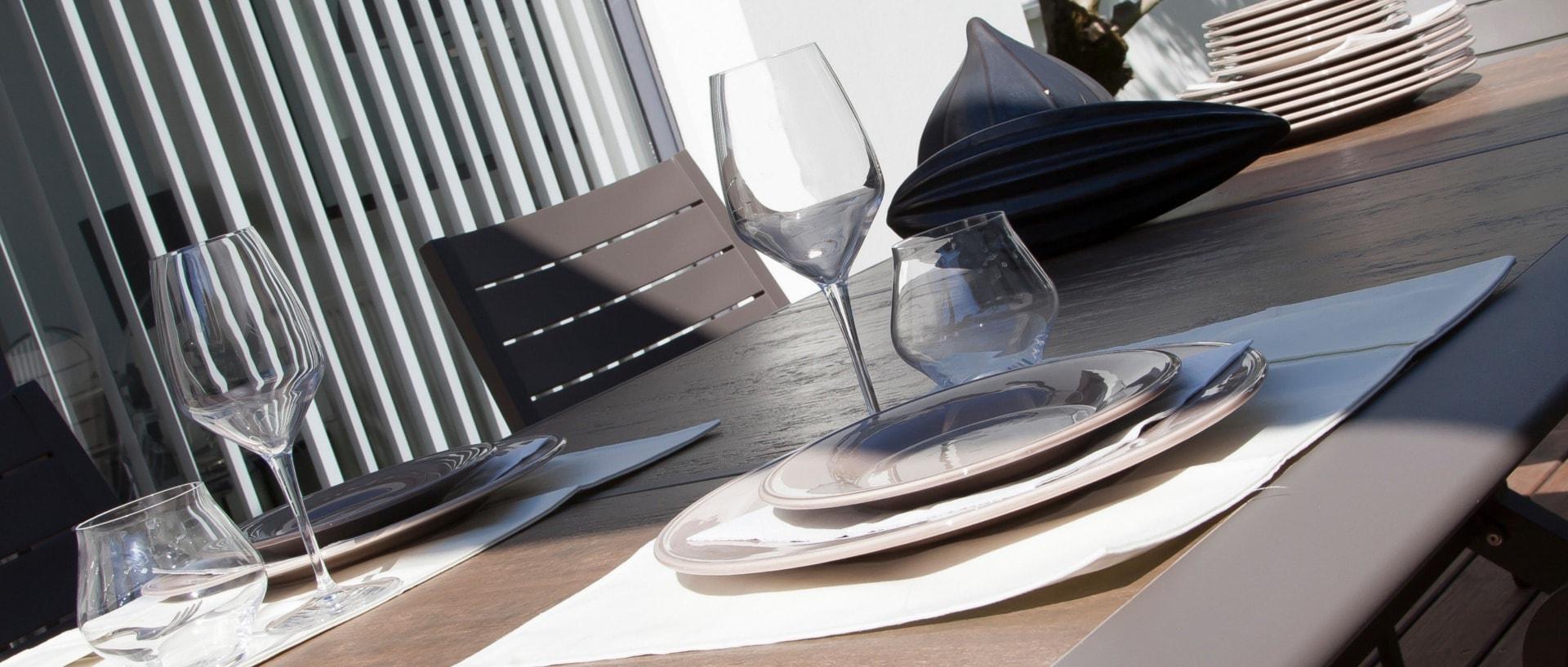 Table Romane 188 cm