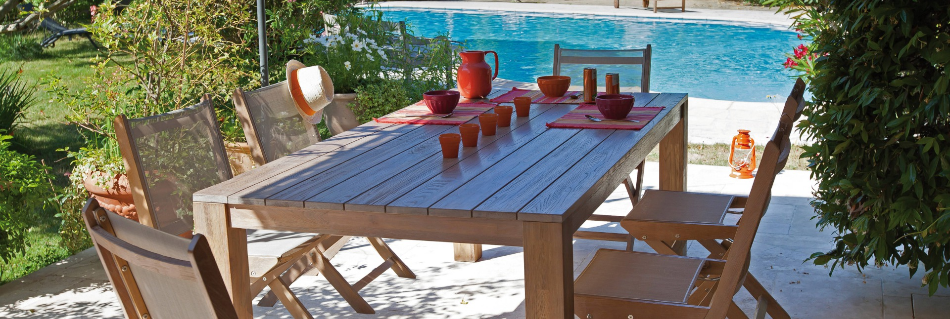 Table Kéa + chaises Théria