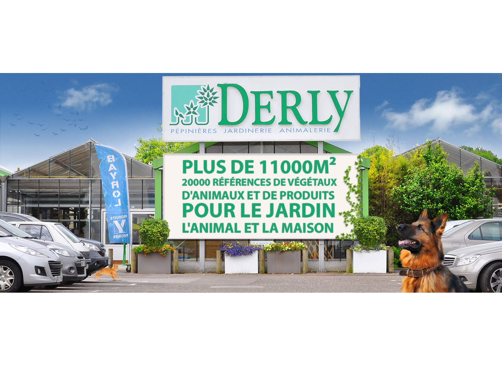 JARDINERIE DERLY