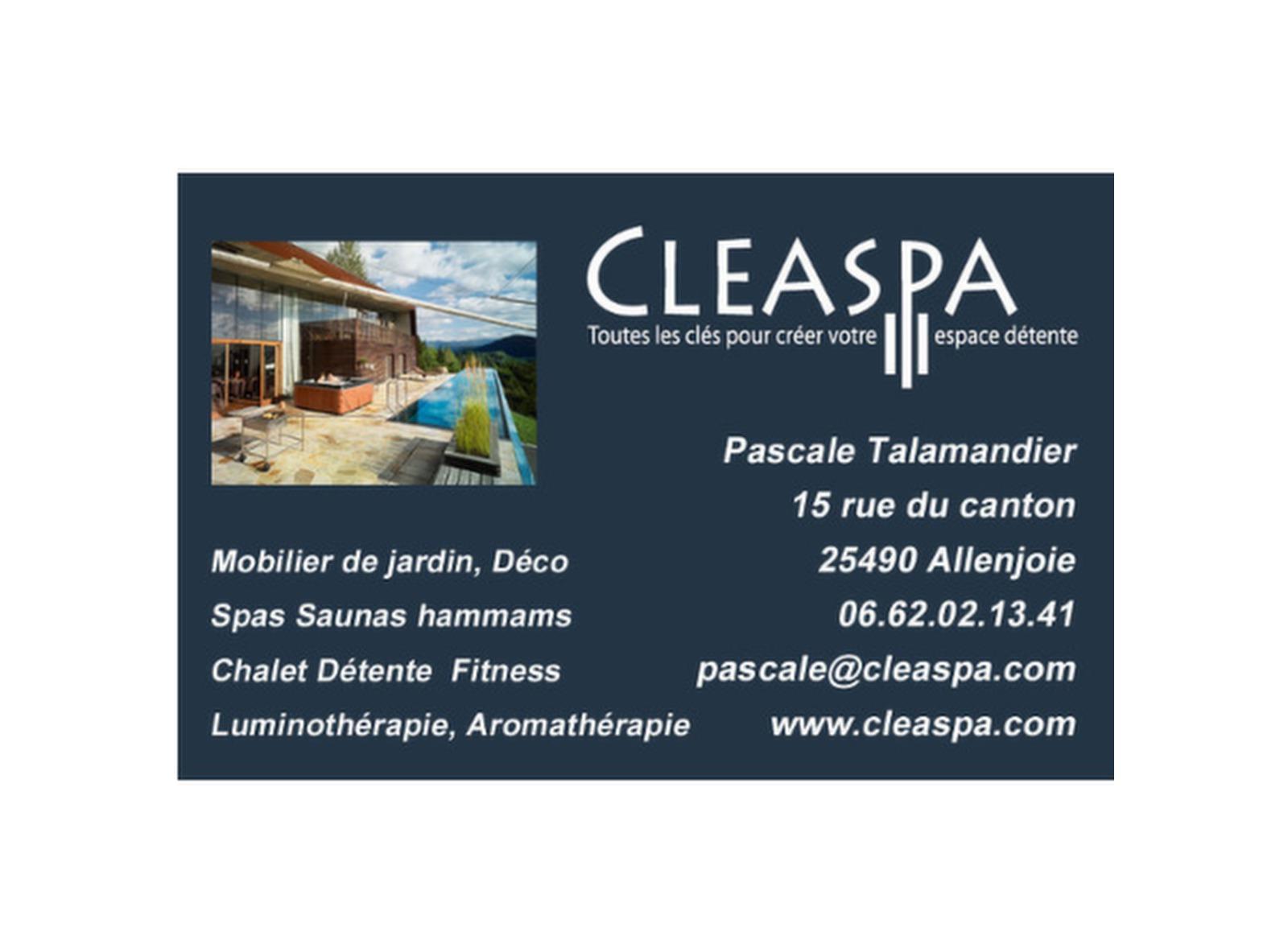 CLEASPA PASCALE TALAMANDIER