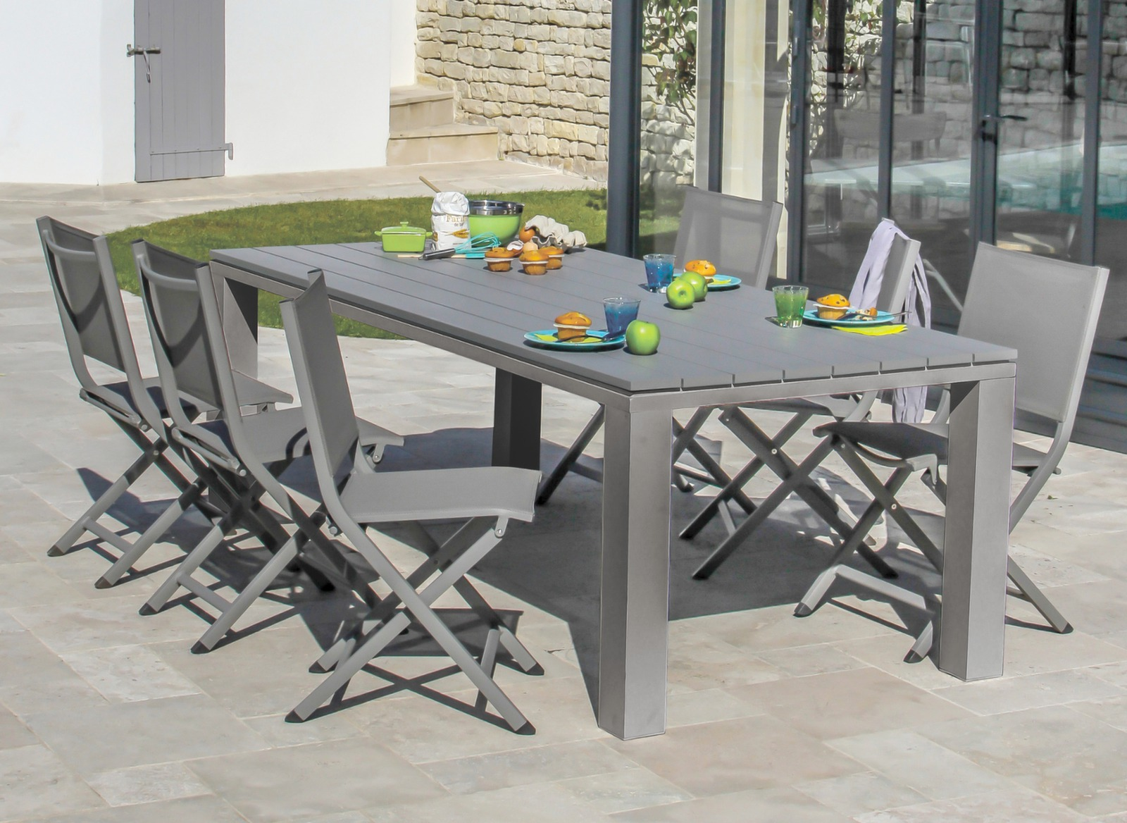 Soldes meubles jardin finest awesome salon de jardin for Meubles carrefour soldes