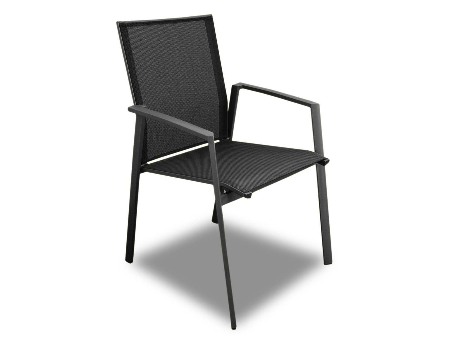 Table Alizé 180 cm + 6 sièges Palma