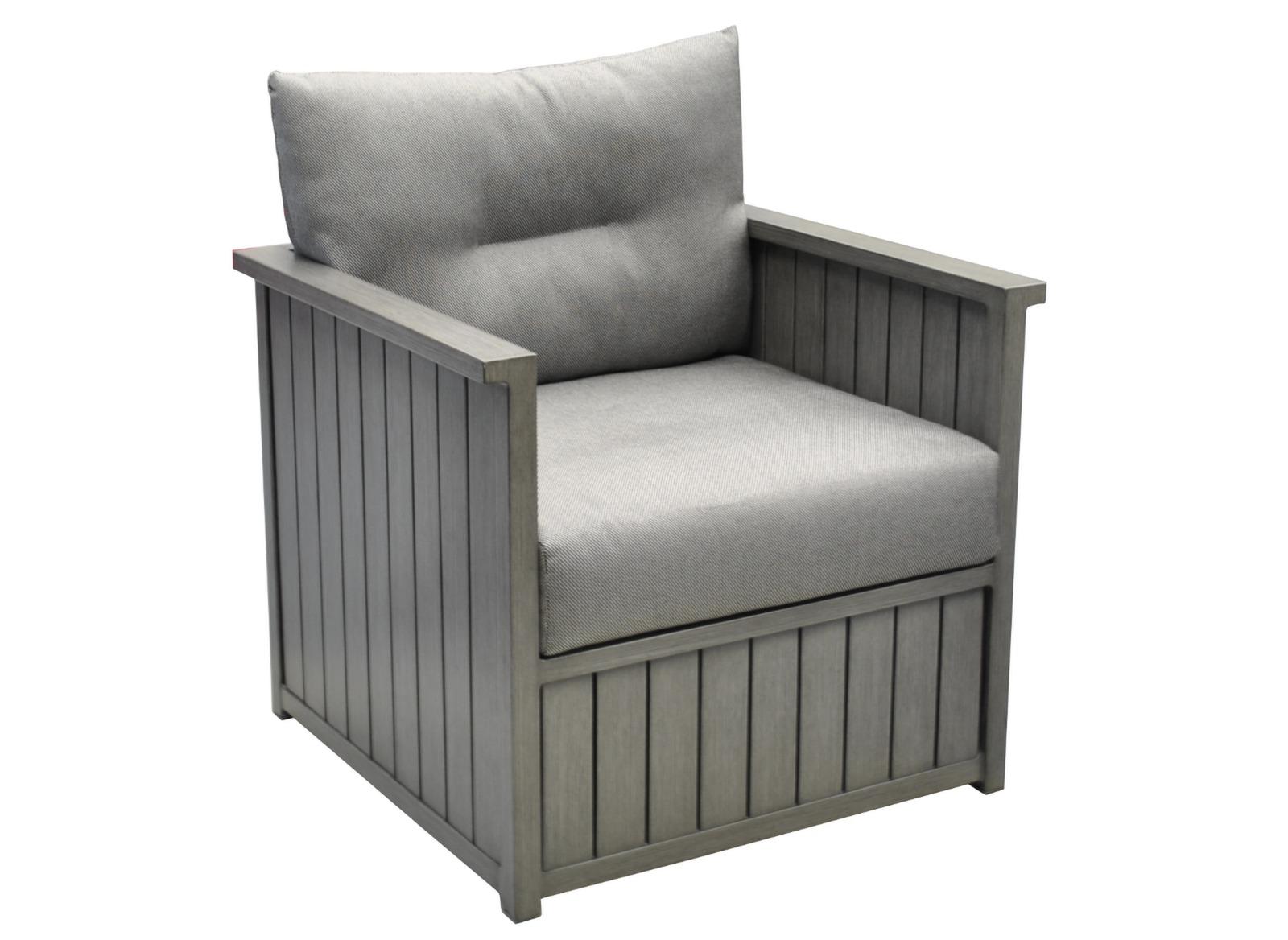 fauteuil de jardin en aluminium milano meubles jardin proloisirs. Black Bedroom Furniture Sets. Home Design Ideas