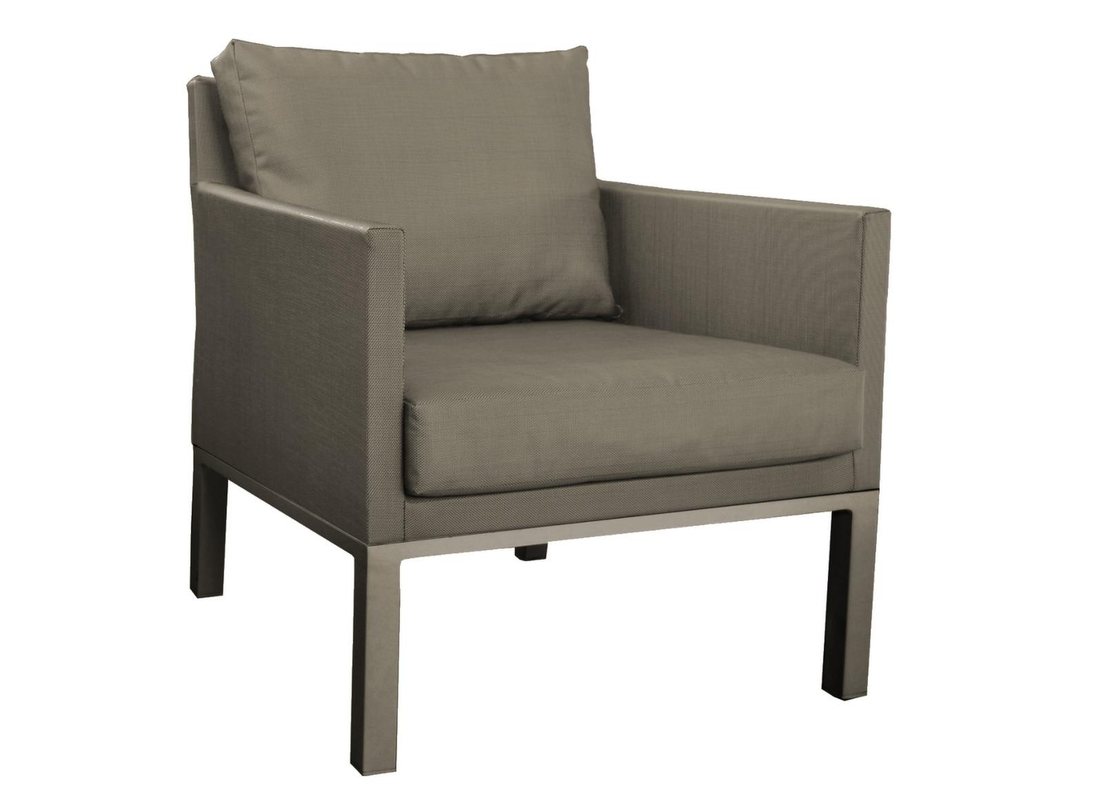 Salon de jardin canap fauteuils table basse oslo for Salon canape fauteuil