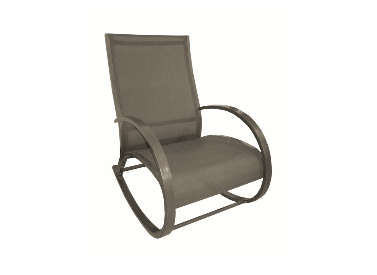 fauteuil rocking chair d 39 ext rieur anti uvs proloisirs