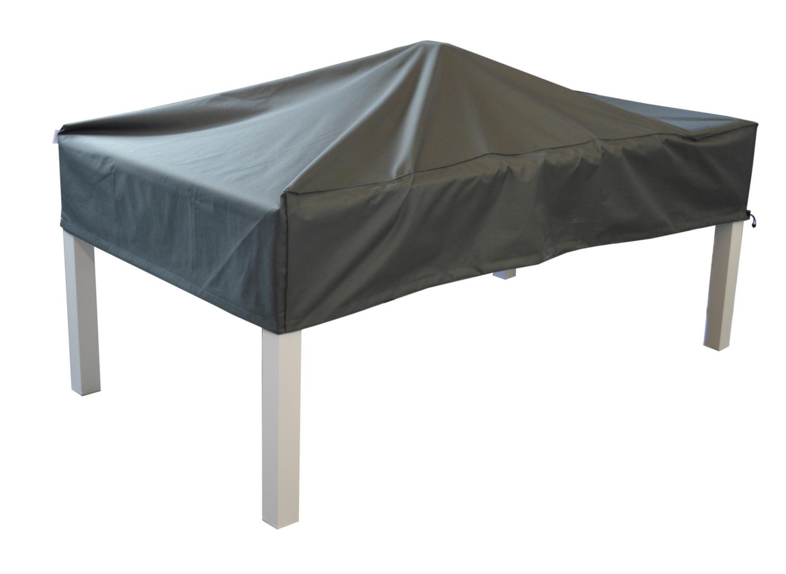 Housse de protection pour table de jardin - Proloisirs