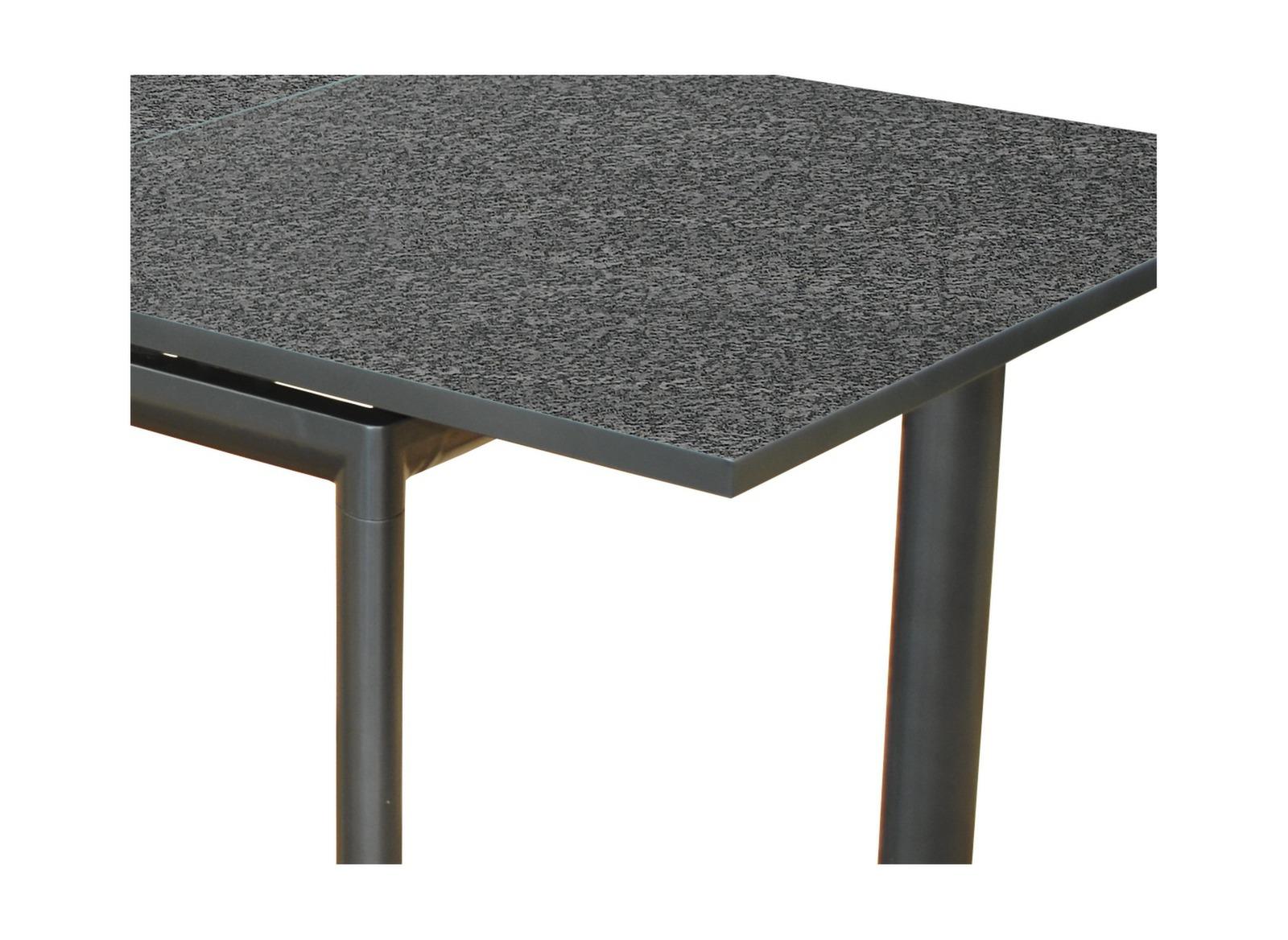Table extensible floride 168 223 cm soldes meubles de for Mobilier de jardin soldes