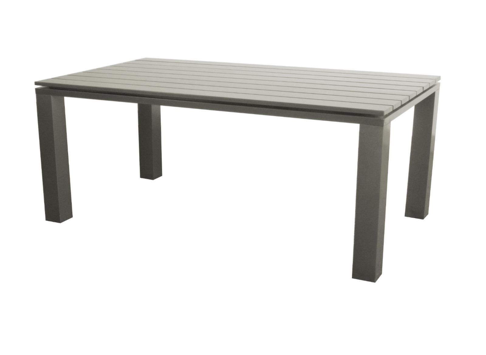 table el na 180 x 100 cm mobilier de jardin pour le repas promotions bons plans. Black Bedroom Furniture Sets. Home Design Ideas
