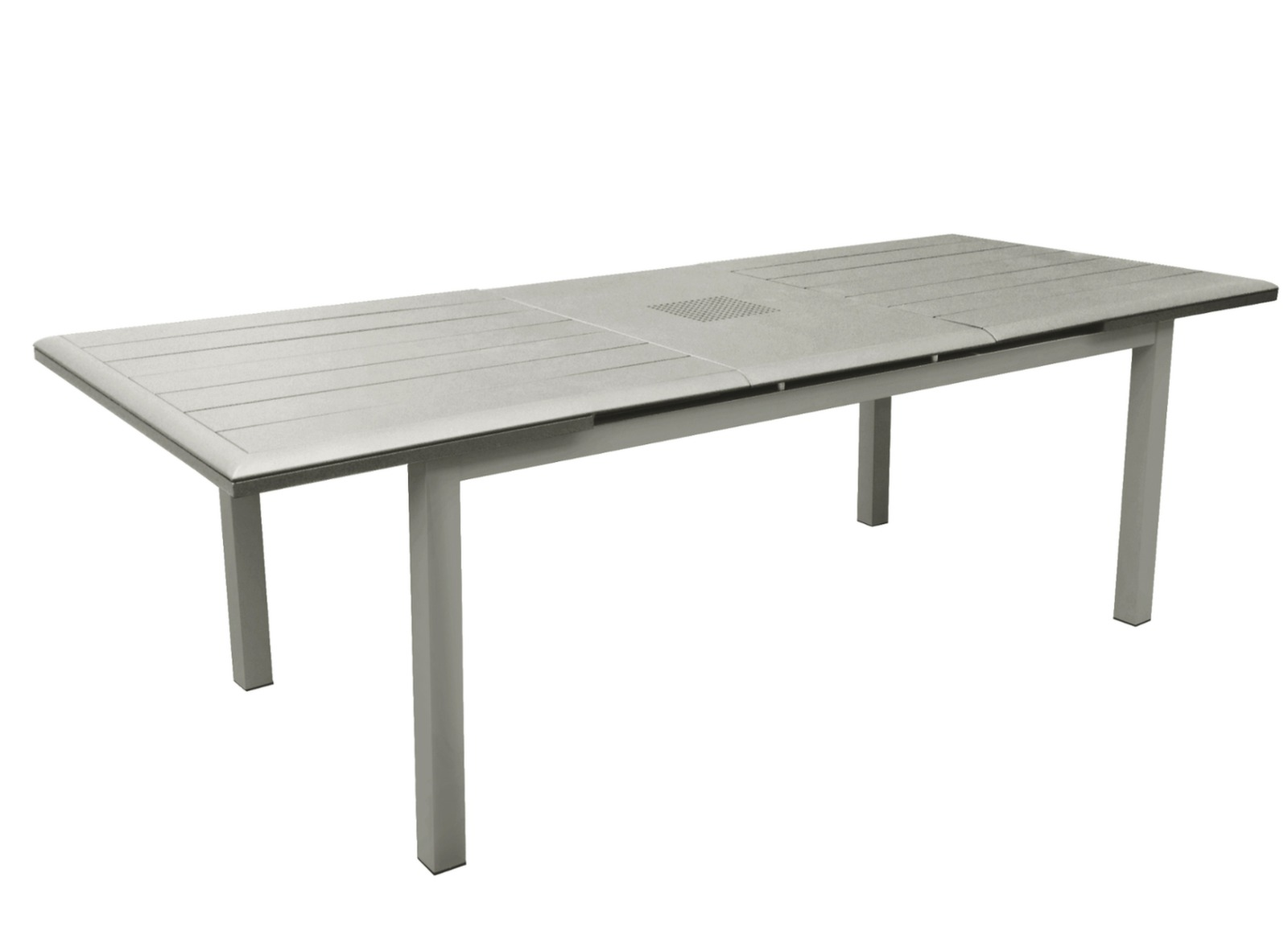 Table Louisiane 180/240 cm + 6 chaises