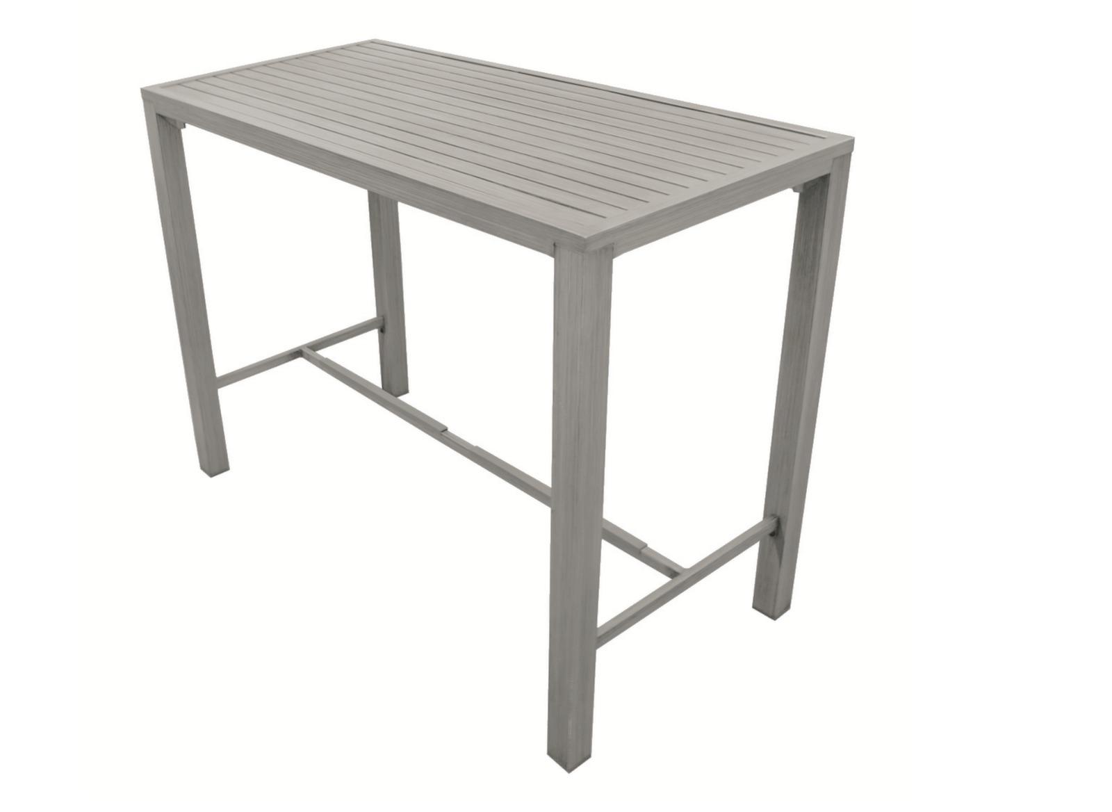 table haute de jardin milano brush proloisirs. Black Bedroom Furniture Sets. Home Design Ideas