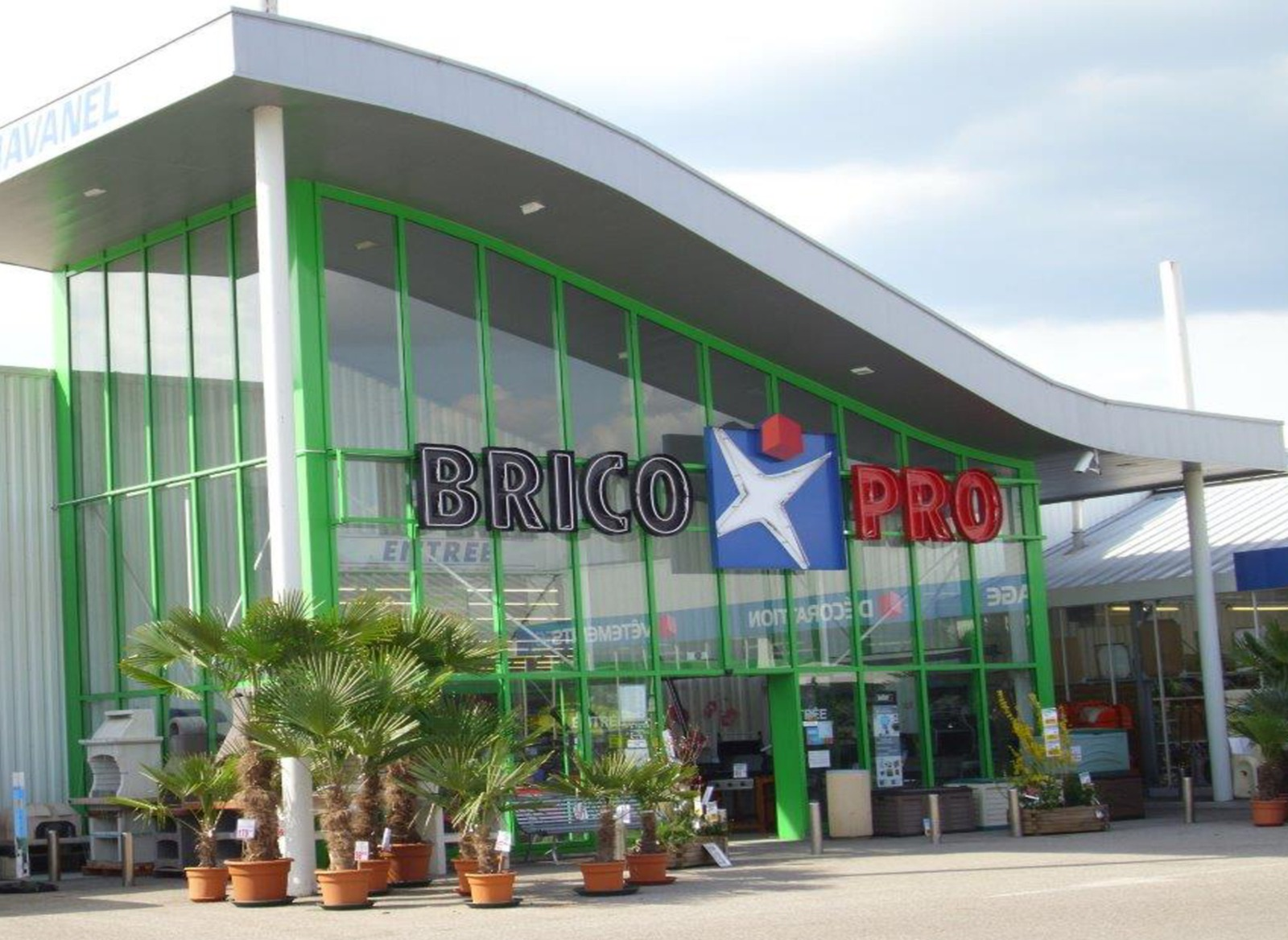 Chavanel Brico Pro à Sales (74 150), Haute Savoie