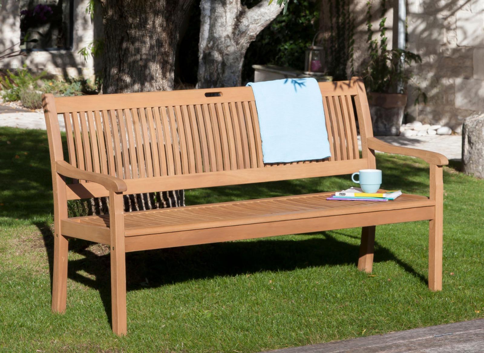 Banc amadeo bancs pour le jardin mobilier de jardin for Achat mobilier de jardin en ligne