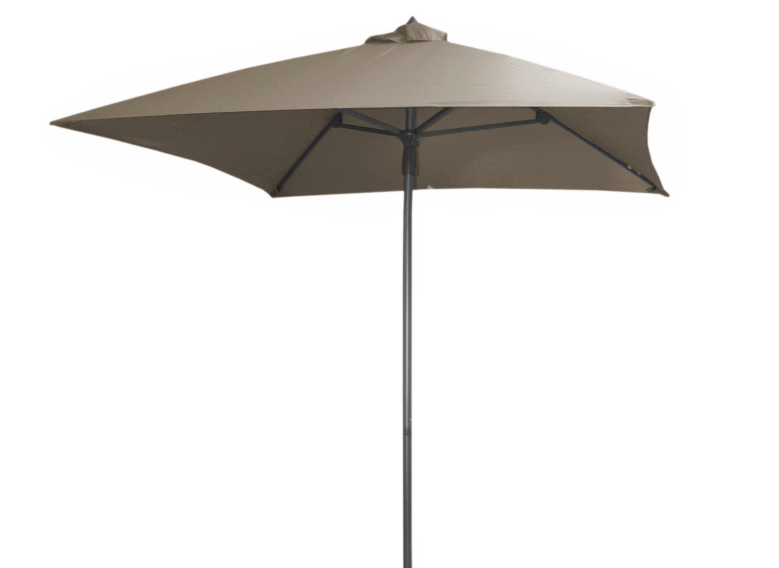Parasol carré en aluminium 2x2m   Parasol   Meuble jardin   Proloisirs