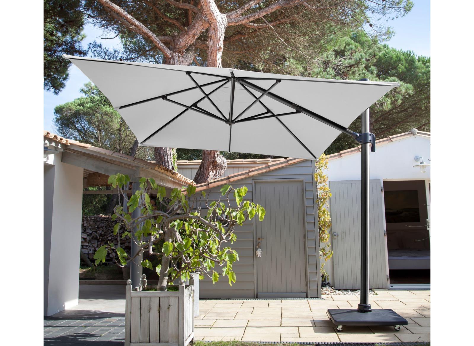 Housse pour  parasol déporté Ø 350, 3x3 et 3x4 m