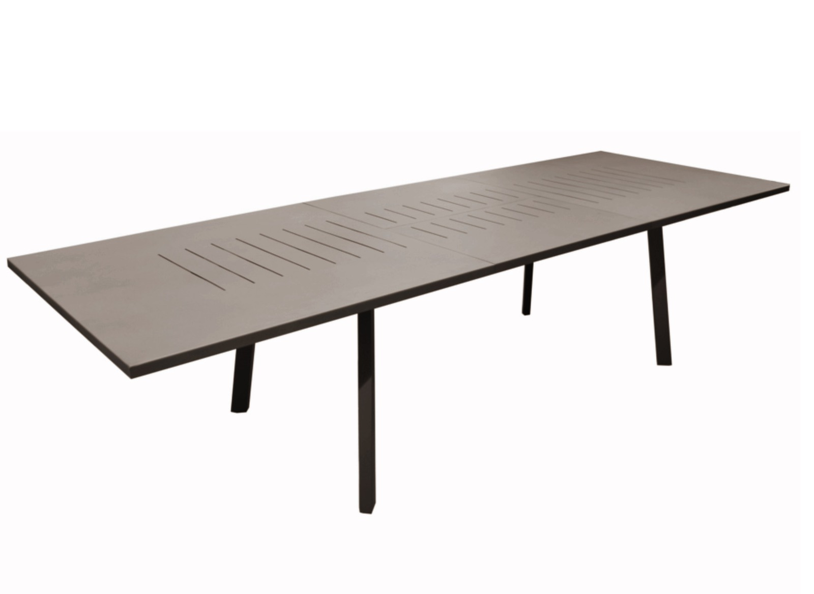 table extensible barcelona 120 170 cm mobilier de jardin pour le repas promotions bons. Black Bedroom Furniture Sets. Home Design Ideas