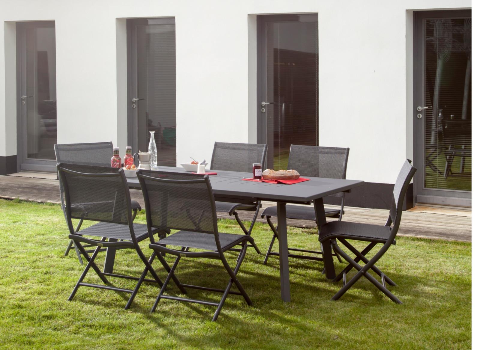 Soldes mobilier jardin for Soldes meubles jardin