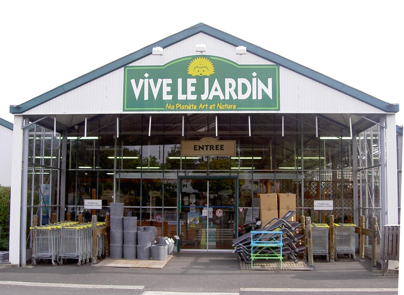 VIVE LE JARDIN BLERE