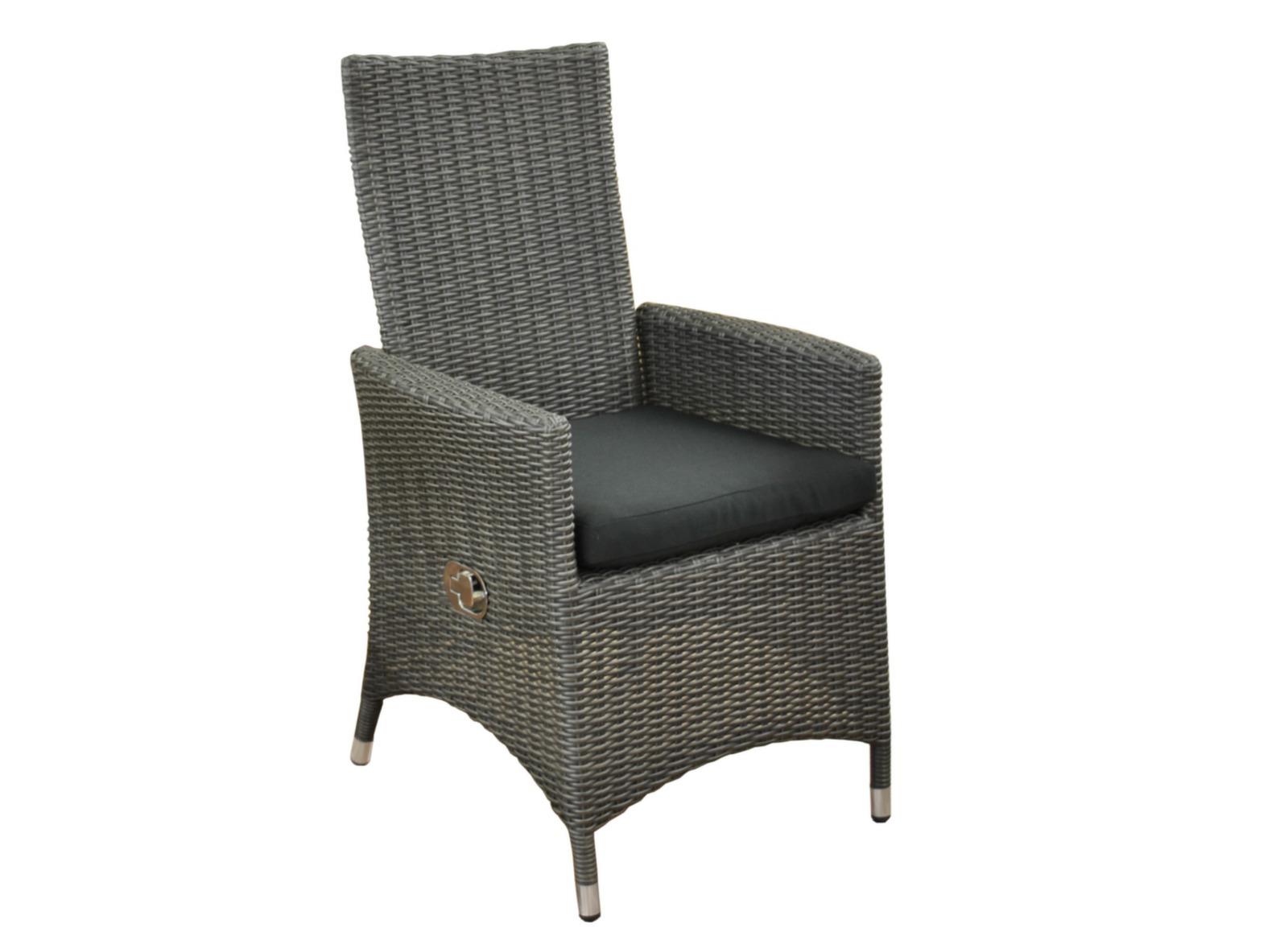 Fauteuil portland pump mystic grey fauteuils de jardin mobilier pour salo - Fauteuil detente jardin ...