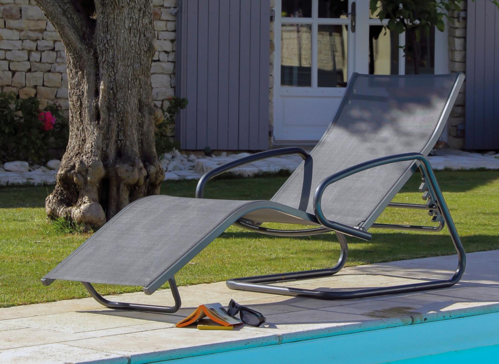 relax louma mobilier de jardin d tente proloisirs. Black Bedroom Furniture Sets. Home Design Ideas