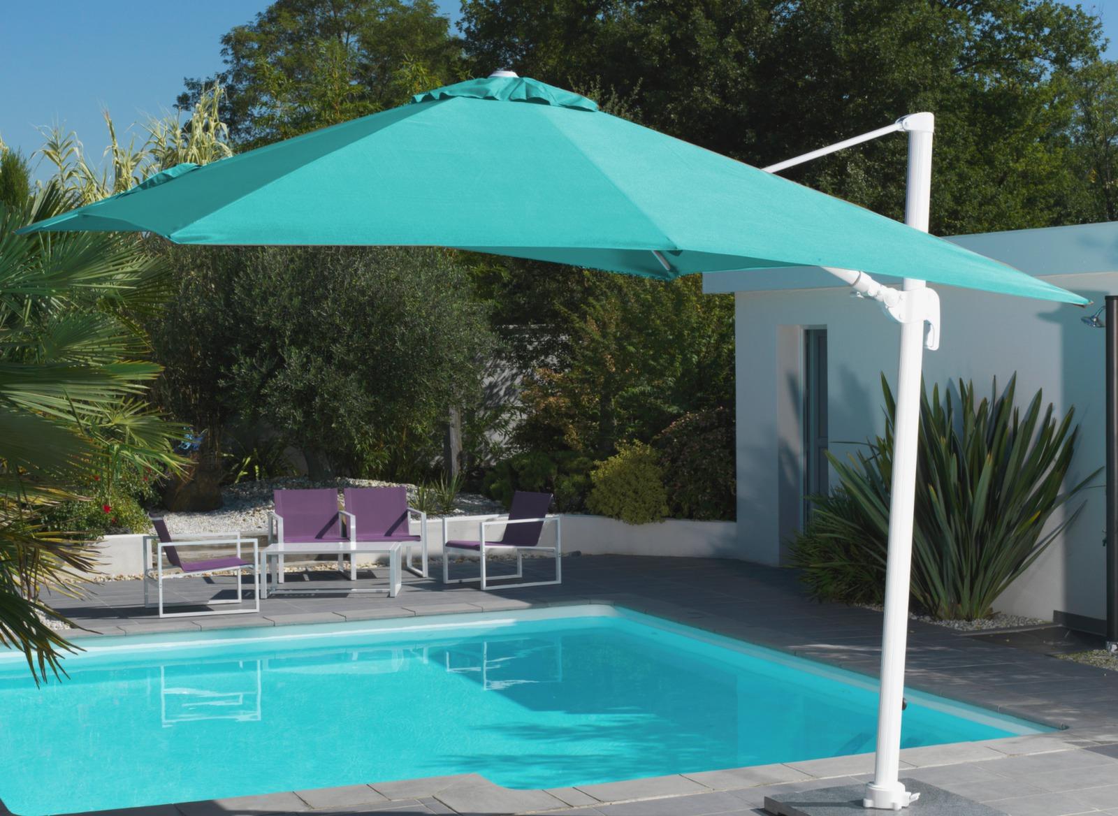 housse pour parasol d port de 2 5x2 5m proloisirs. Black Bedroom Furniture Sets. Home Design Ideas