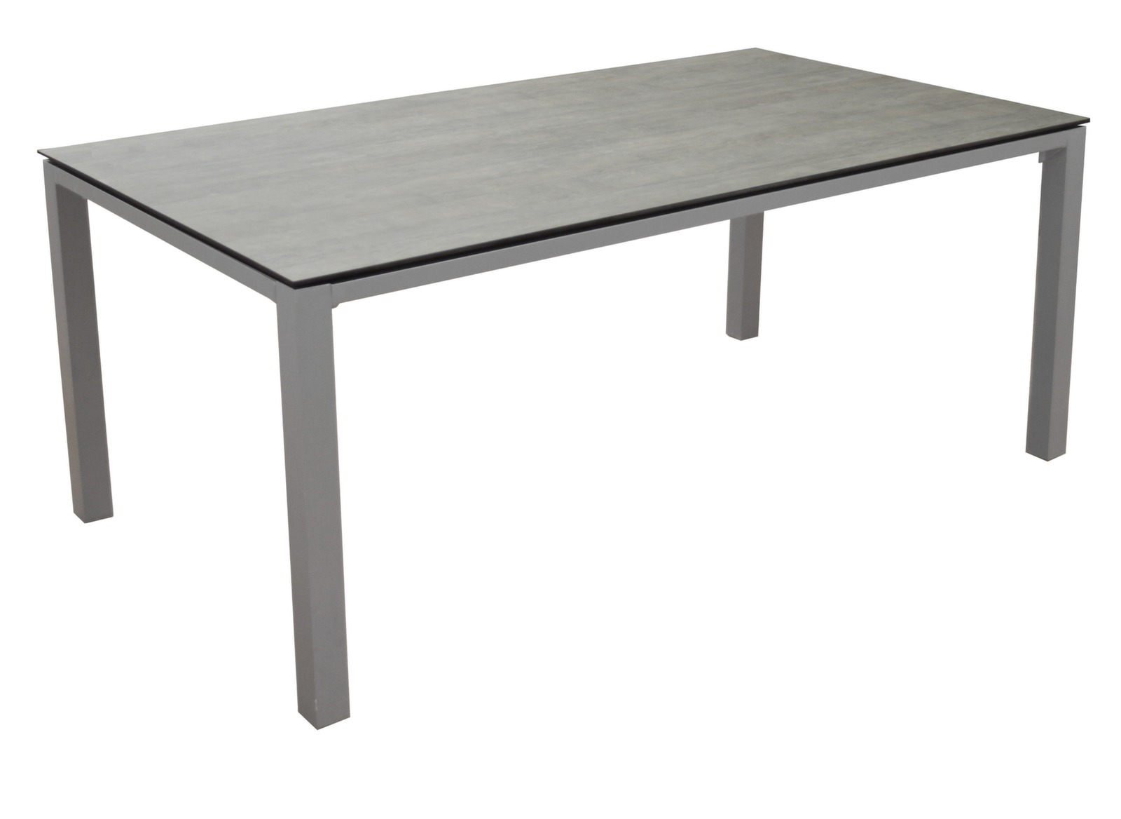 Table Stoneo 180 cm plateau Trespa®