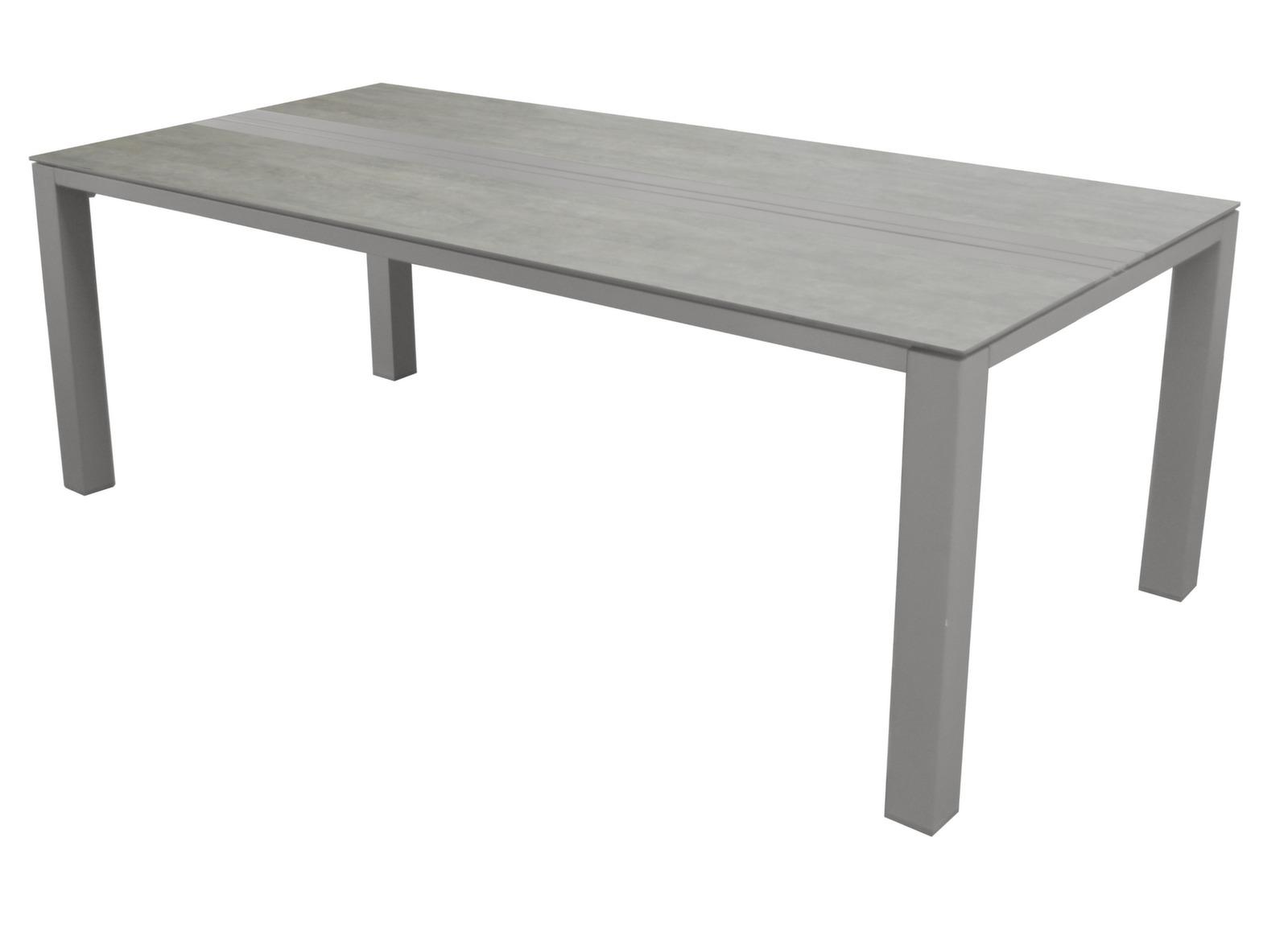 Best table de salon de jardin ronde avec plateau tournant - Table jardin bois ronde ...