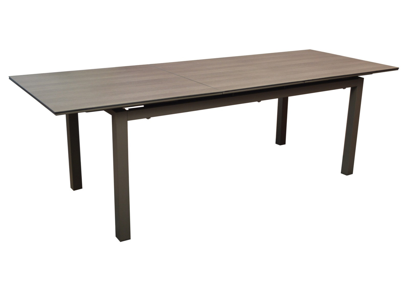 Table Miami 168/223 cm, plateau Trespa®