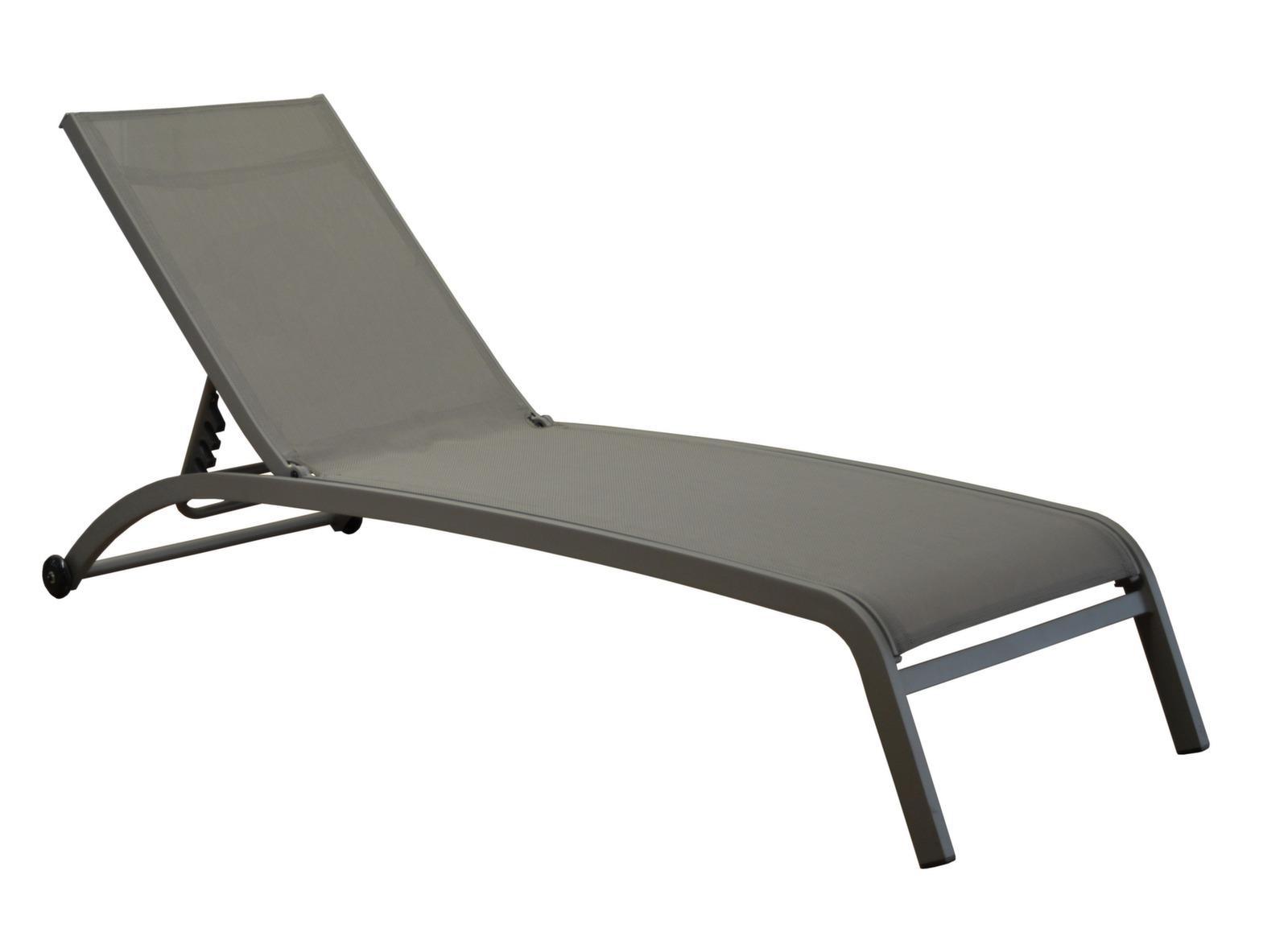 bain de soleil flower avec dossier r glable proloisirs. Black Bedroom Furniture Sets. Home Design Ideas