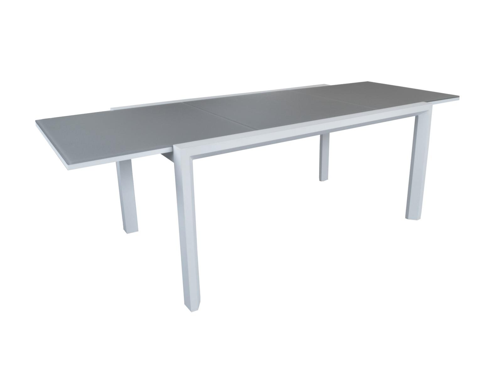 Table Juan 160 240cm Table Repas Mobilier De Jardin Proloisirs