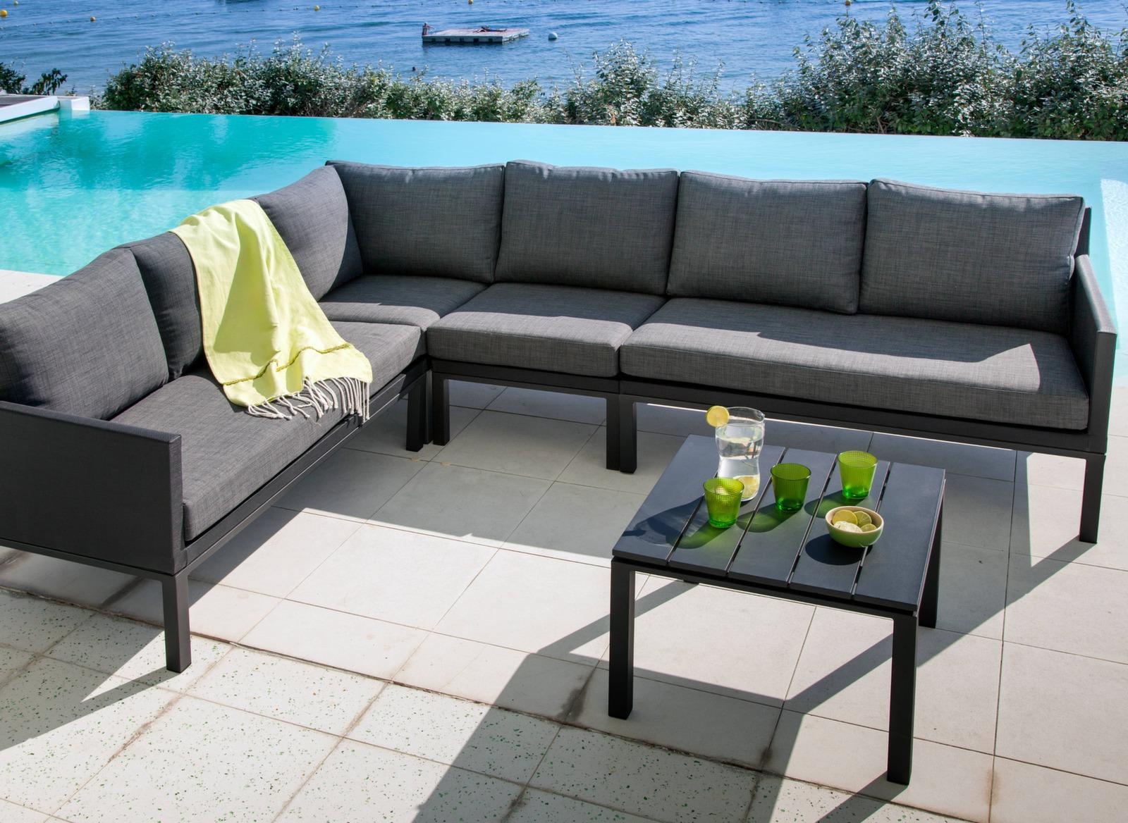 m ridiennes gauche et droite salon de jardin bergen proloisirs. Black Bedroom Furniture Sets. Home Design Ideas