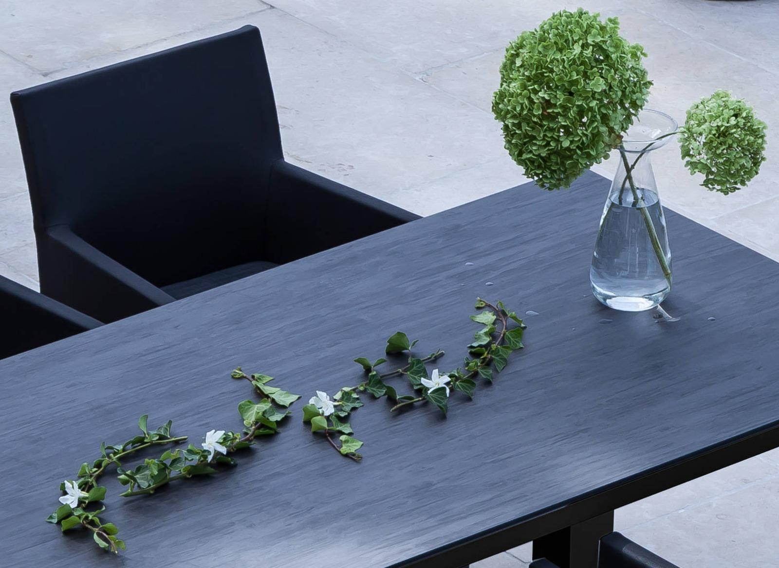 Table torino 240 cm plateau trespa tables de jardin - Parasol deporte jardiland ...