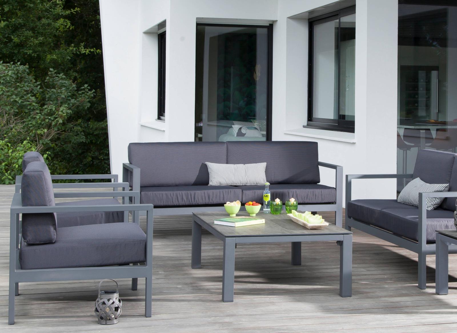 fauteuil d tente castille fauteuils de jardin mobilier pour salon de jardin repas. Black Bedroom Furniture Sets. Home Design Ideas
