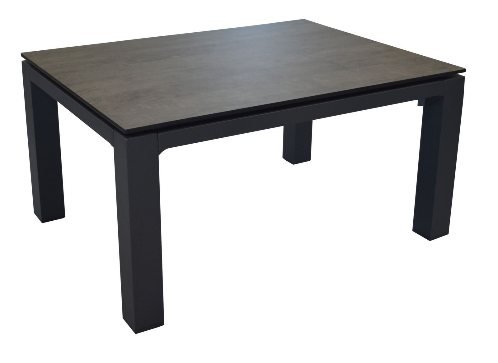 table basse jardin plateau hpl ston o tables basses proloisirs. Black Bedroom Furniture Sets. Home Design Ideas