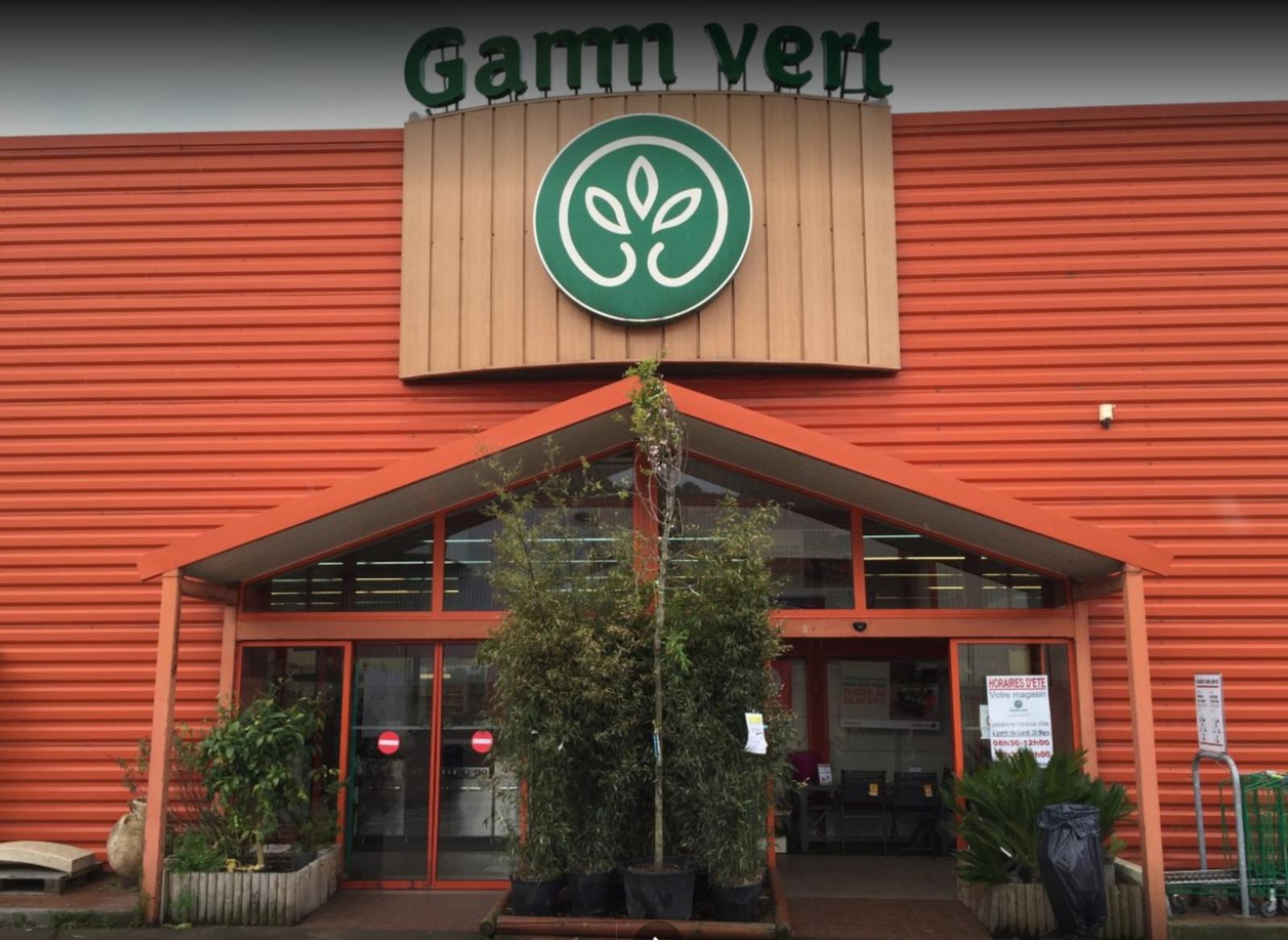 Gamm Vert à Ajaccio (20 090), Corse