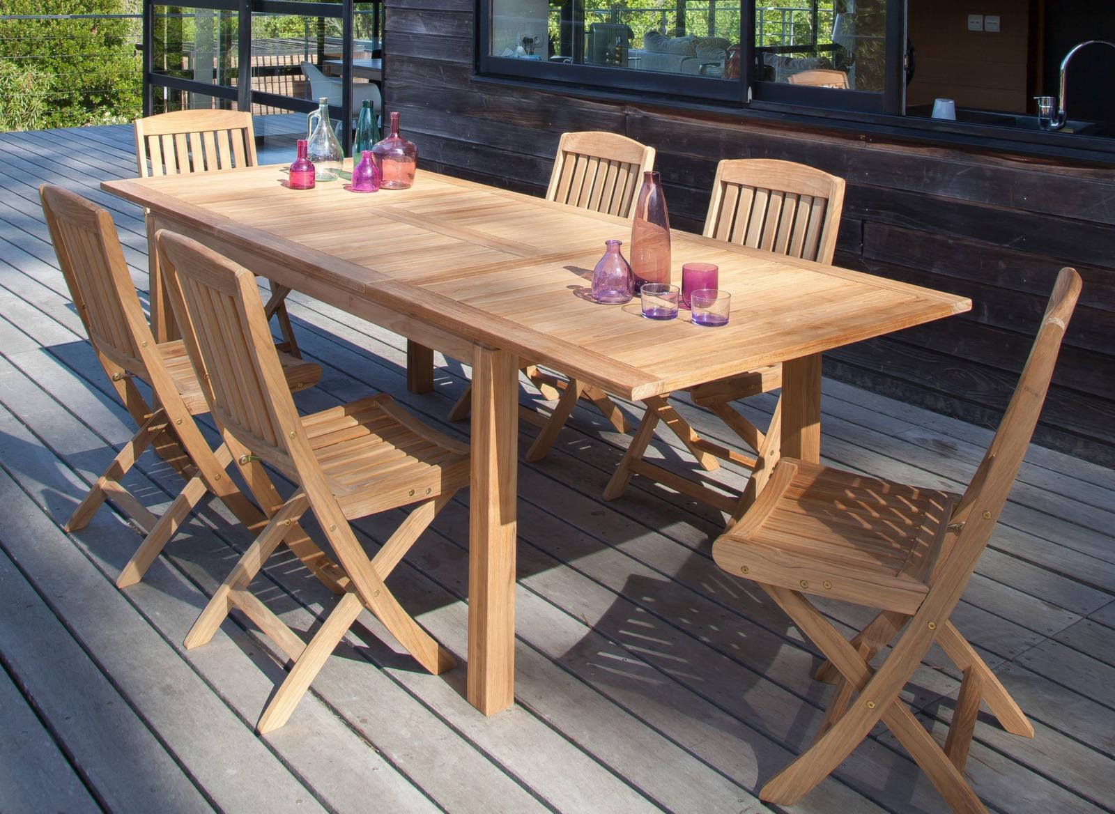 Huile Saturateur bois mobilier de jardin