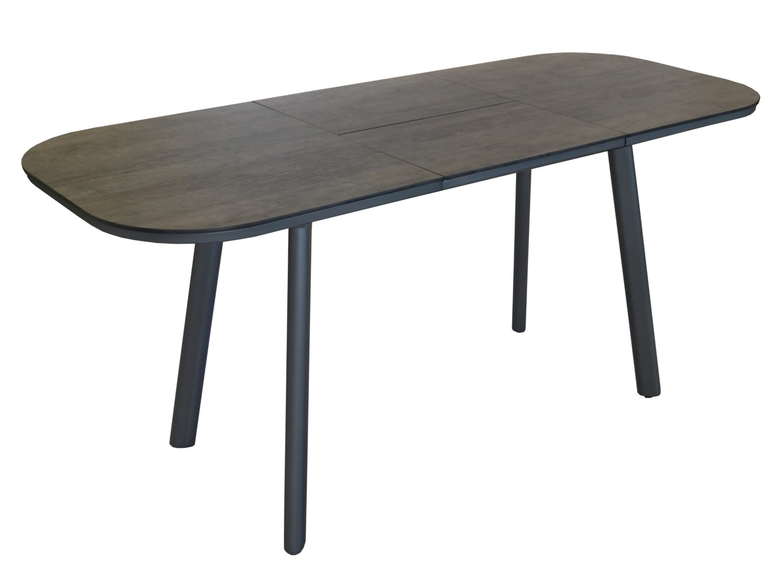 Table paradisio 120 170 grey wood tables de jardin meubles de jardin en - Cote table vente en ligne ...