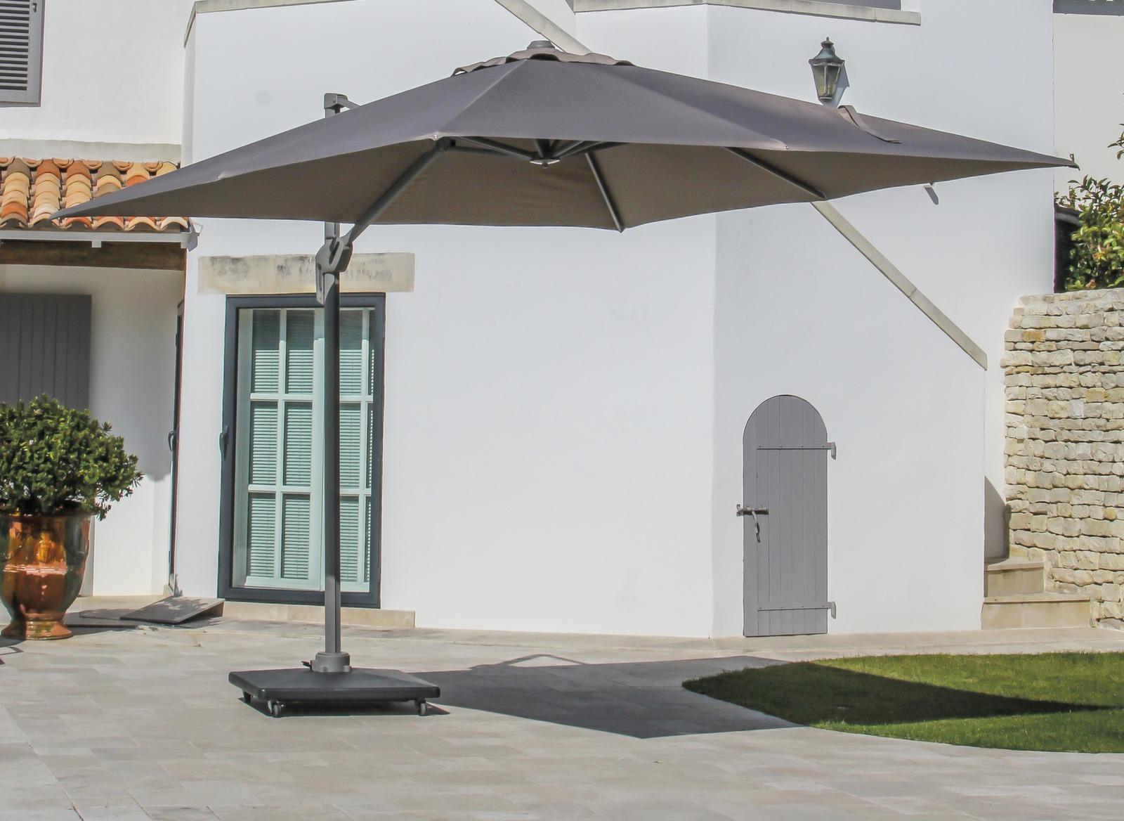 pied de parasol oceo