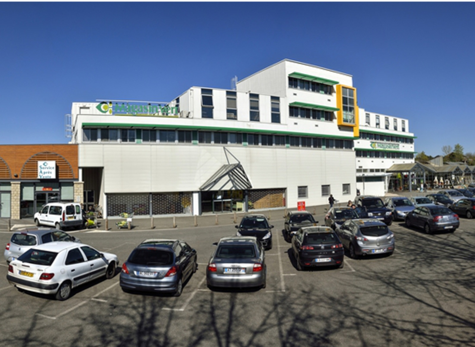 MAGASIN VERT ONET LE CHATEAU