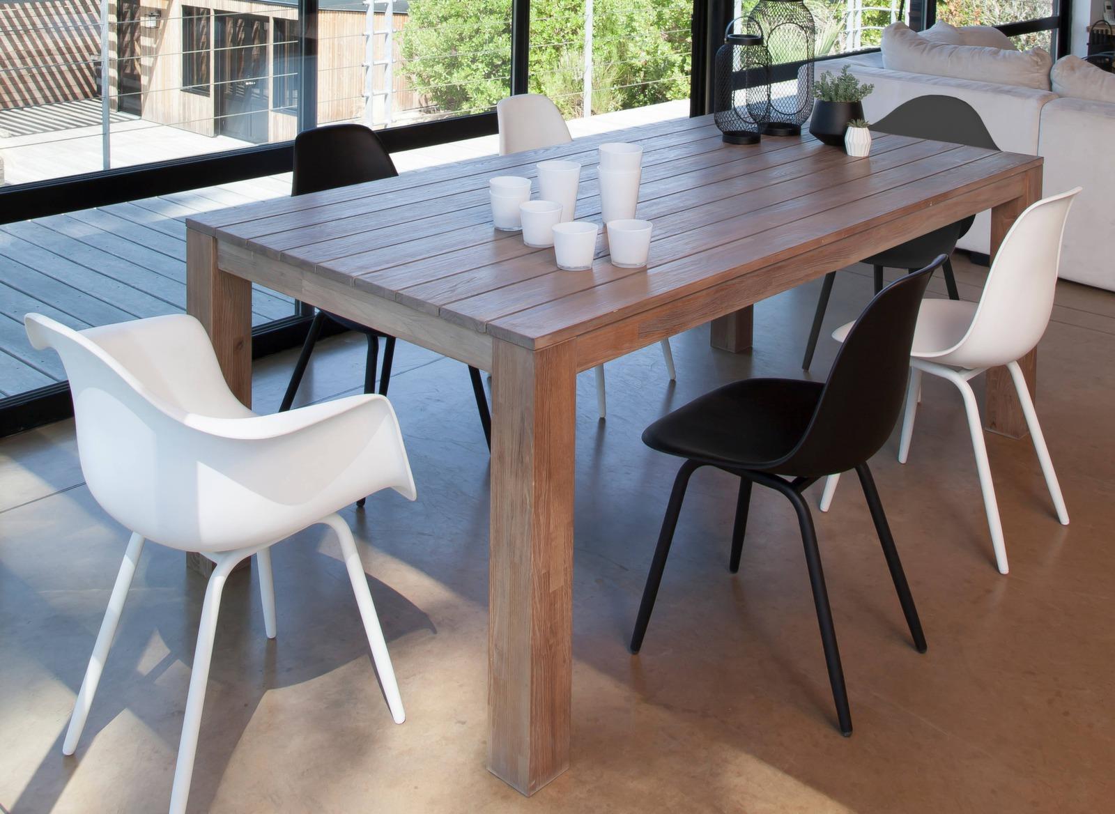 chaises de jardin vintage moss lot de 4 mobilier proloisirs. Black Bedroom Furniture Sets. Home Design Ideas