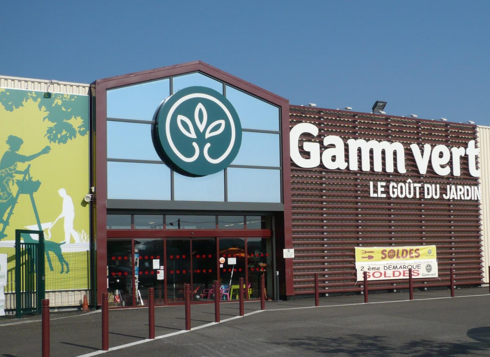 GAMM VERT CASTELJALOUX - CASTELJALOUX - Lot et Garonne