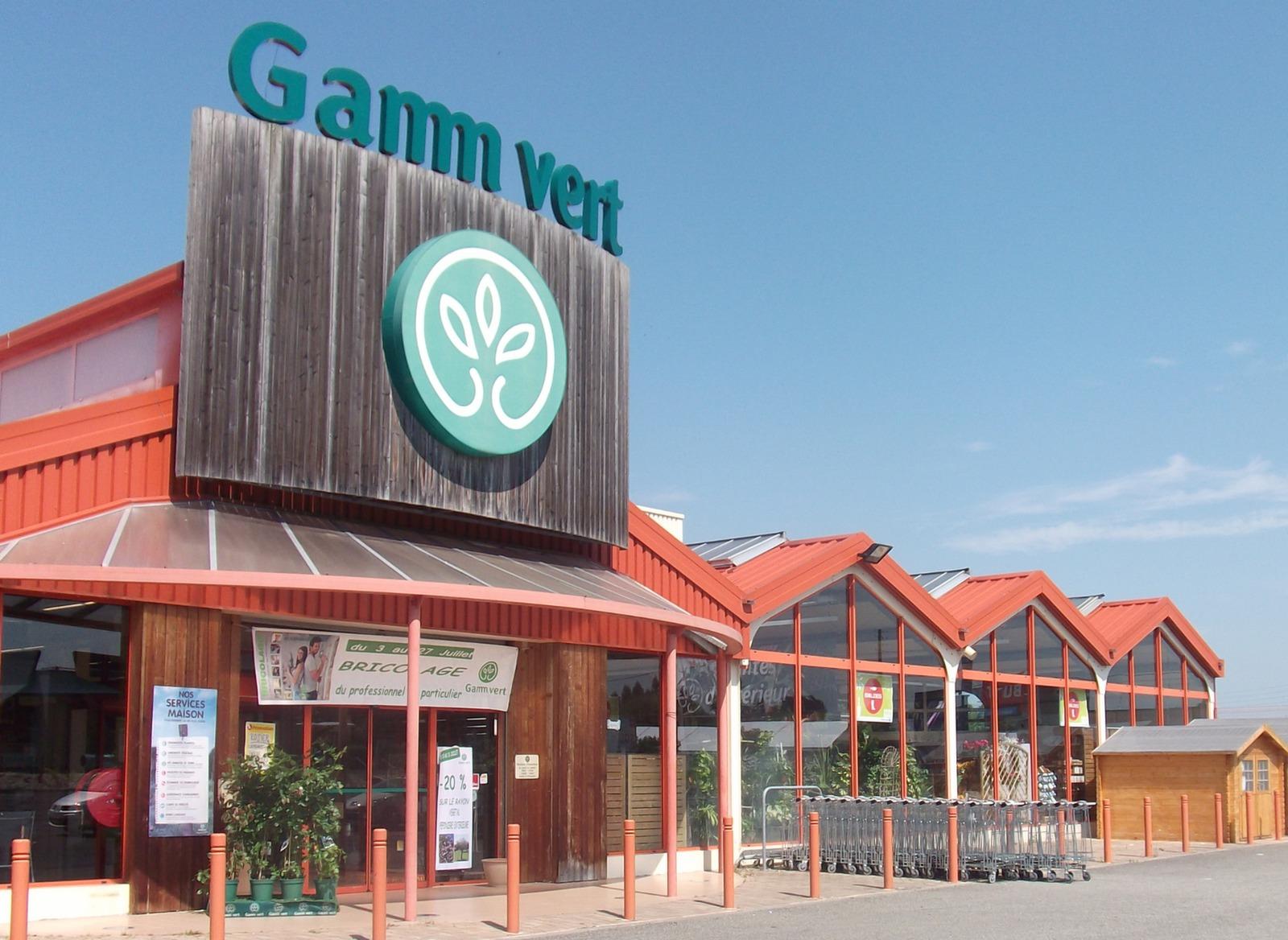 GAMM VERT LA REOLE - LA REOLE - Gironde