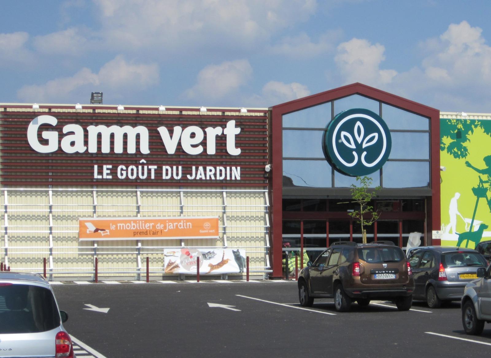 GAMM VERT TONNEINS - TONNEINS - Lot et Garonne