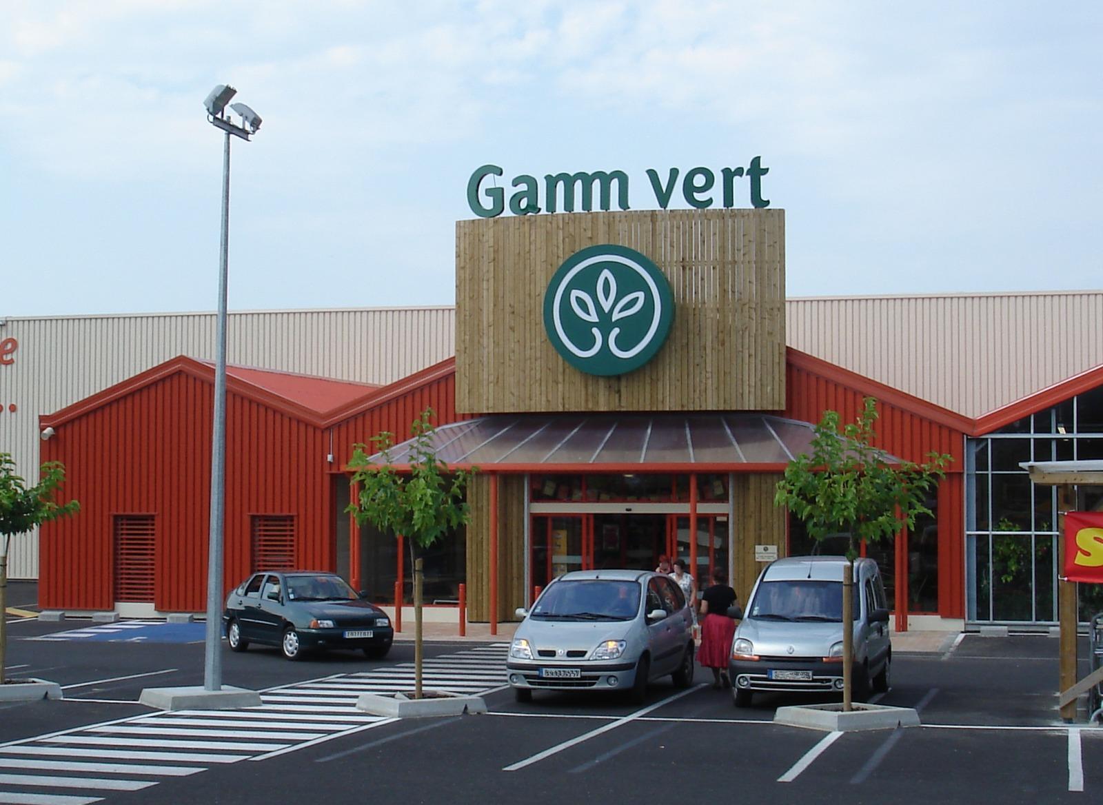 GAMM VERT MARMANDE SUD - MARMANDE - Lot et Garonne