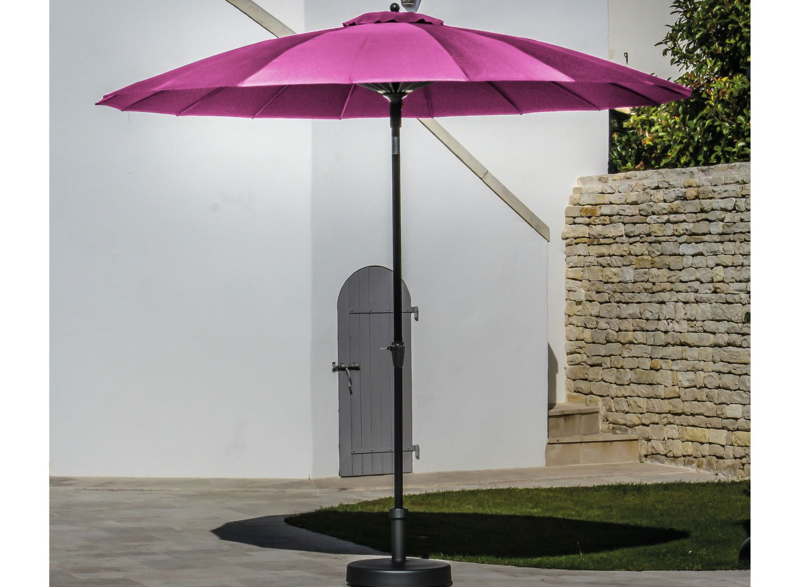 parasol droit 3x4m good gnrique parasol dport rotatif xm cru with parasol droit 3x4m excellent. Black Bedroom Furniture Sets. Home Design Ideas