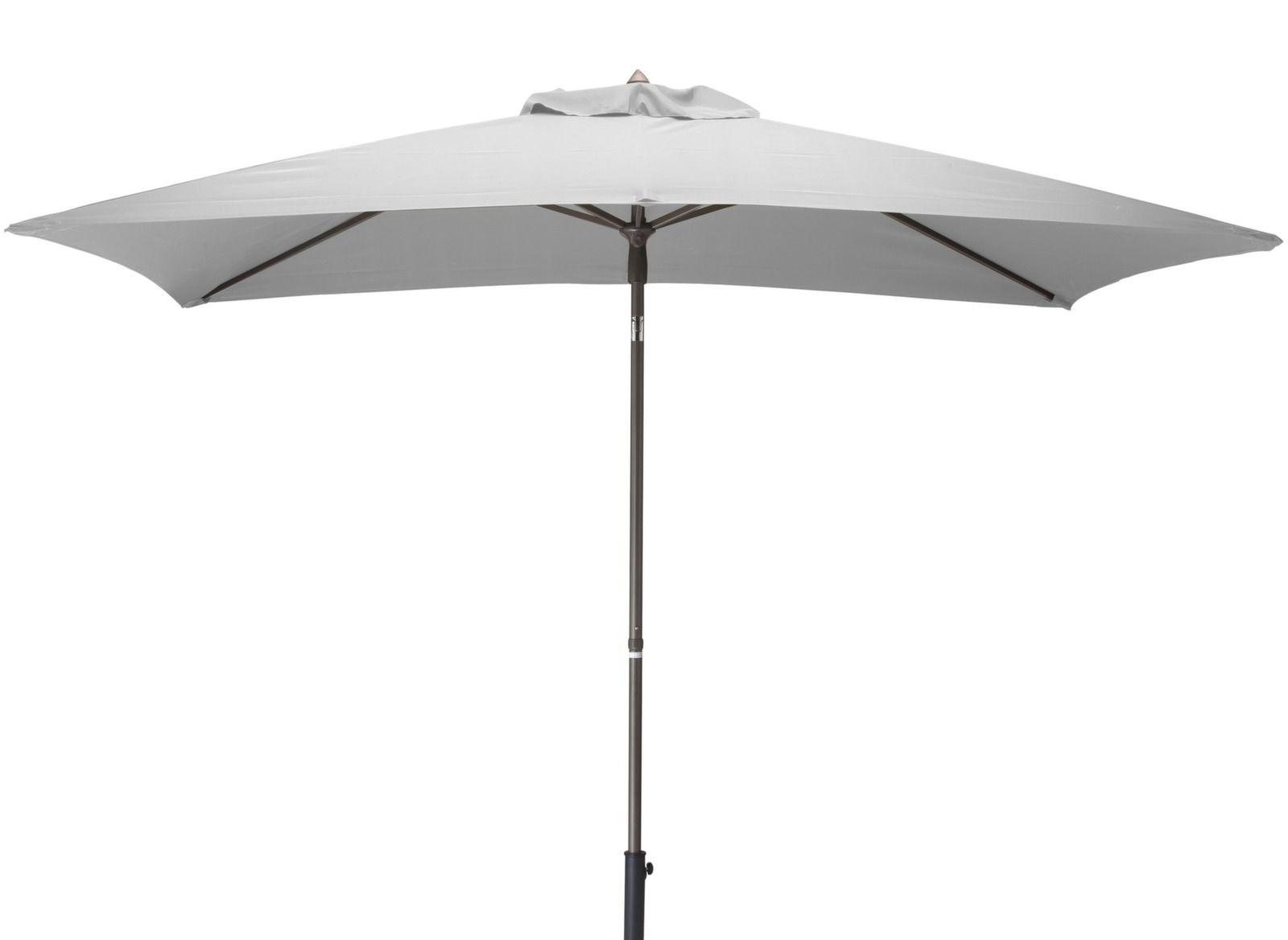 Parasol rectangulaire inclinable 3x2m   Meubles de jardin   Proloisirs