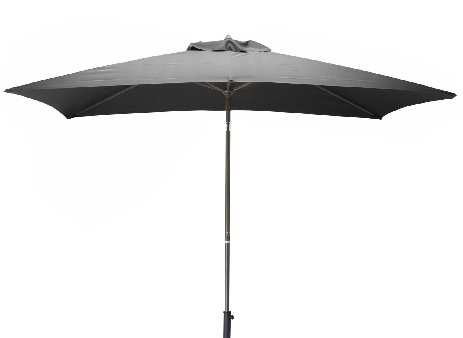 Parasol rectangulaire inclinable 3x2m meubles de jardin - Parasol rectangulaire inclinable castorama ...