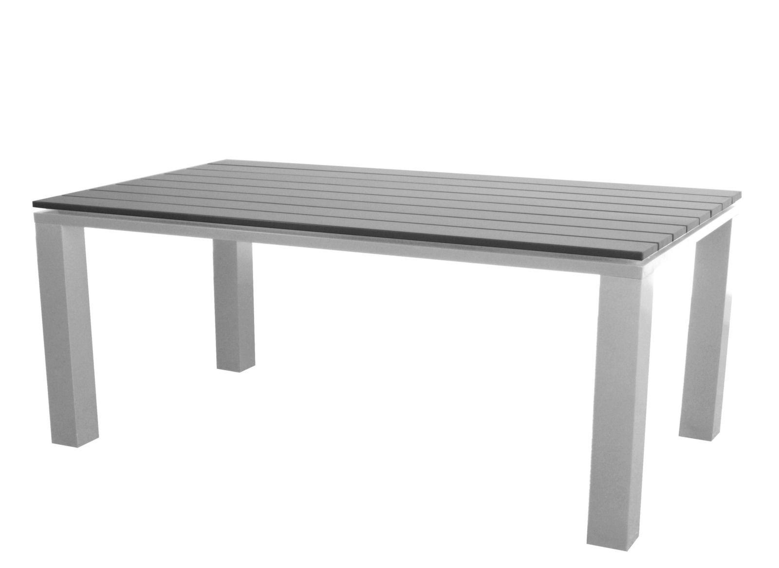 table el na 180 x 100 cm soldes meubles de jardin pour le repas mobilier oc o et proloisirs. Black Bedroom Furniture Sets. Home Design Ideas