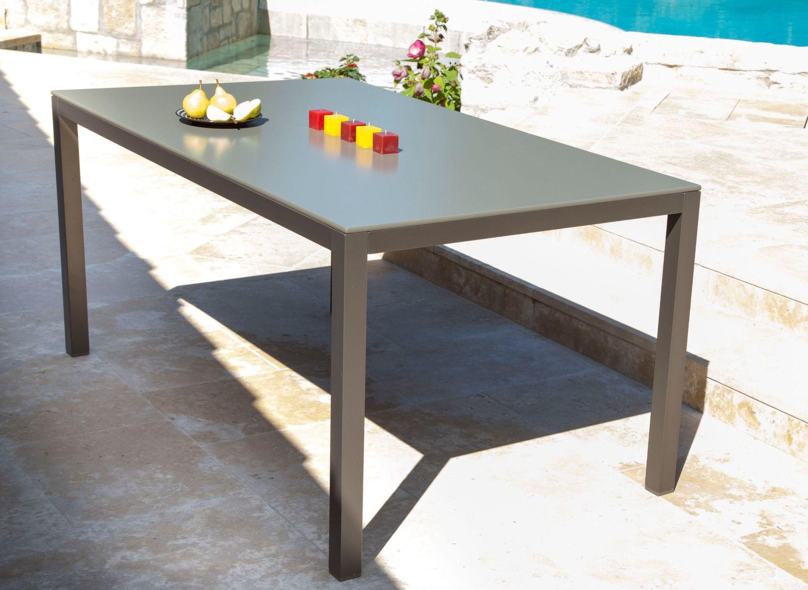 Table de jardin Création + 6 chaises - Promotion - Proloisirs