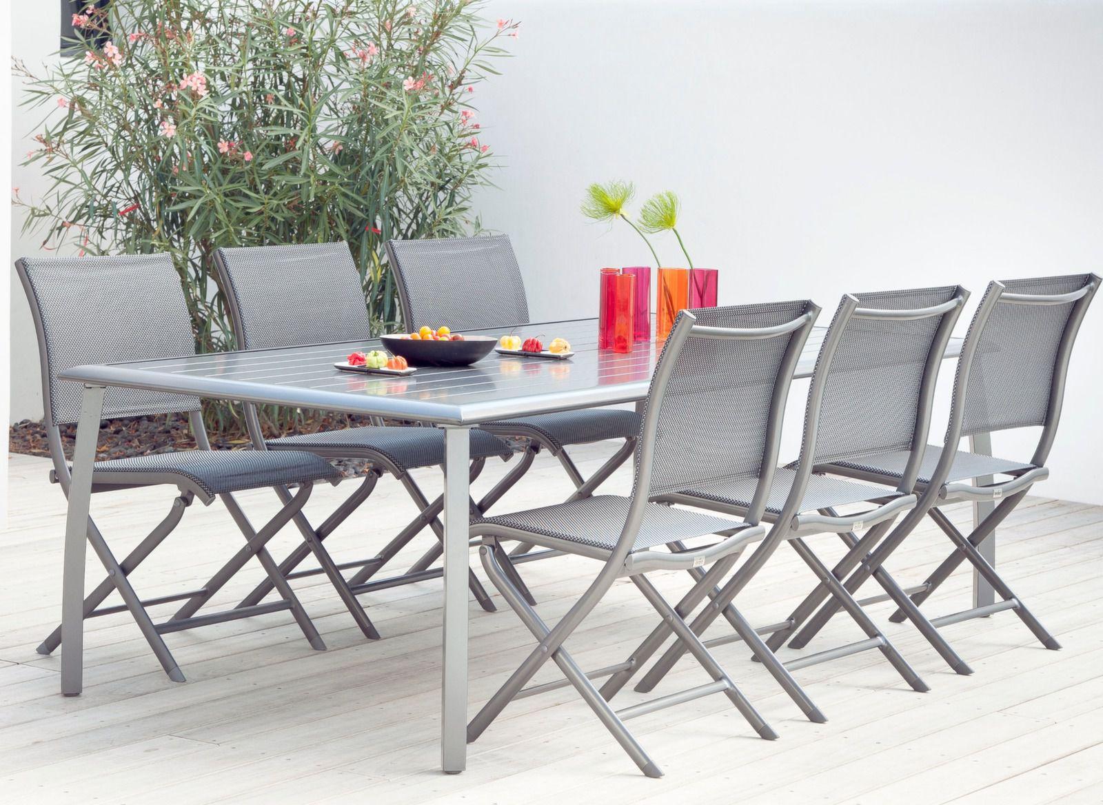 Table Azur 225 x 110 cm
